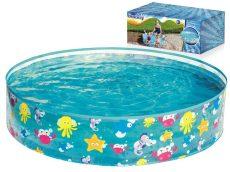 Bestway Víz alatti világ gyerek medence pancsoló 122 x 25 cm