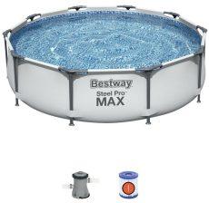 Bestway MAUI SUPERIOR fémvázas medence szett 305 x 76 cm