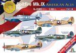 """Italeri 2685 Spitfire Mk.IX """"American Aces"""