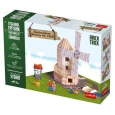 Brick Trick Téglából építünk - Szélmalom