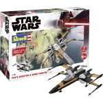 Revell 06777 Star Wars Poe's Boosted X-wing Fighter 1:78