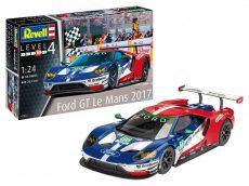 Revell 07041 Ford GT Le Mans 2017 autó modell 1:24