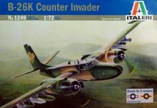 Italeri 1249 B-26K Counter Invader