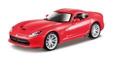 Bburago 2013 SRT Viper GTS 1/32 autómodell