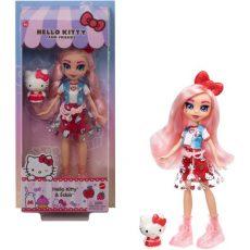 Hello Kitty és barátai baba - Hello Kitty és Éclair