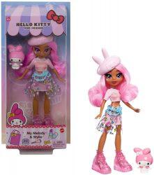 Hello Kitty és barátai baba - My Melody és Stylie