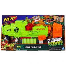 Nerf Zombie Strike: Revreaper szivacslövő fegyver