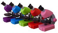 Bresser Junior 40x-640x mikroszkóp