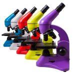 Levenhuk Rainbow 50L mikroszkóp