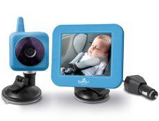 BAYBAY BBM 7030 digitális videó bébiőr autóba és otthonra