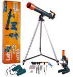 Levenhuk LabZZ MTB3 Mikroszkóp és teleszkóp és távcső készlet
