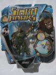 Storm Hawks 10 cm-es figura - Viharsólymok JUNKO