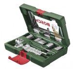 Bosch 48 részes V-Line TiN fúró- és bitkészlet, mágnesrúddal
