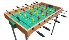 Asztali foci csocsó nyitható lábbal