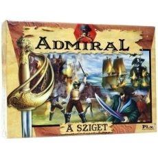 Admiral a Sziget társasjáték - PLM